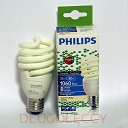 PHILIPS 20W E27 TORNADO TRUE COLOR