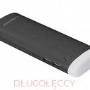ESPERANZA POWER BANK 10000MAH FERMION EMP114 czarny