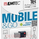 Emtec pendrive MOBILE 2w1 OTG 16GB